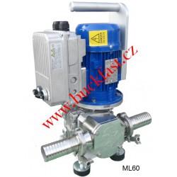 ML60 čerpadlo na med 240 °C